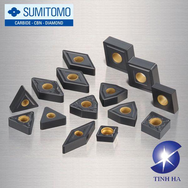 Dòng chip tiện Sumitomo AC4000K dùng cho gang
