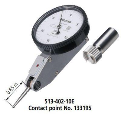 Đồng hồ so kiểu chân gập series 513 loại nằm ngang Mitutoyo