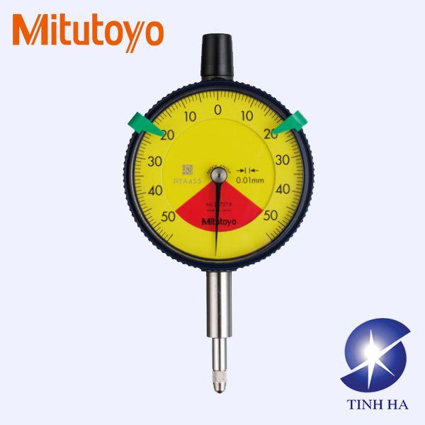 Đồng hồ so một vòng báo sai số loại nhẹ Mitutoyo series 2