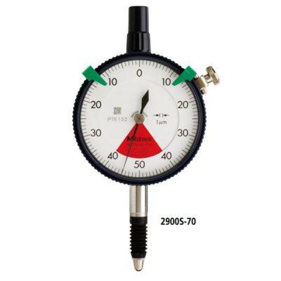 Đồng hồ so một vòng báo sai số có chống nước Mitutoyo series 2
