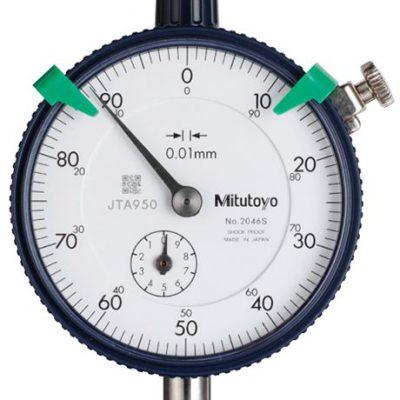 Đồng hồ so cơ khí Mitutoyo chia độ 0.01mm series 2