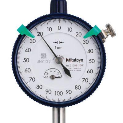 Đồng hồ so chia độ 0.001mm & 0.005mm Mitutoyo series 2