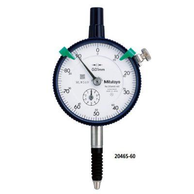 Đồng hồ so chống nước chia độ 0.01mm & 0.001mm Mitutoyo