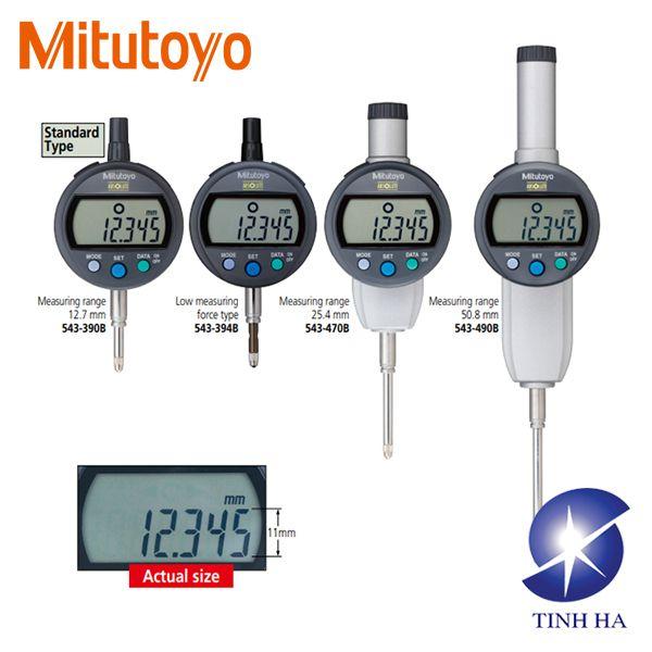 Dòng đồng hồ so điện tử ABSOLUTE ID-CX series 543 Mitutoyo