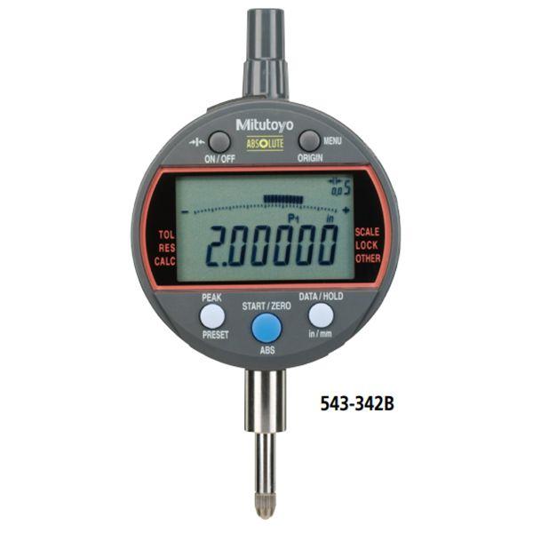 Đồng hồ so điện tử tính toán công thức ABSOLUTE ID-C series 543
