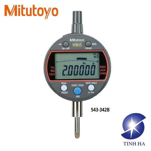 Dòng đồng hồ so điện tử tính toán công thức ABSOLUTE ID-C series 543