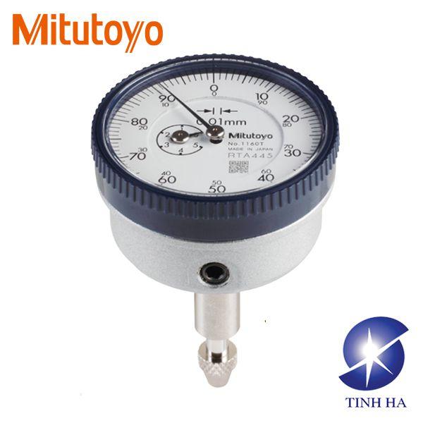 Đồng hồ so thanh giữ ngang Mitutoyo series 1