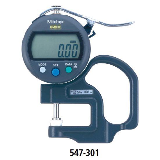 Bộ dưỡng đo độ dày 547, 7