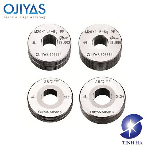 Dưỡng kiểm tròn Ojiyas - Limit Ring Gauge