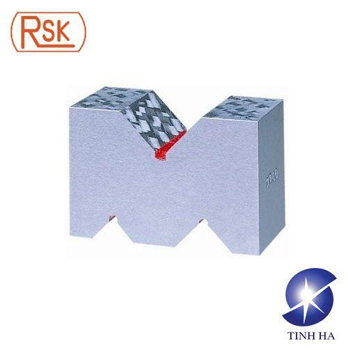 Khối chuẩn V (V-Block) bằng gang RSK loại A No.557