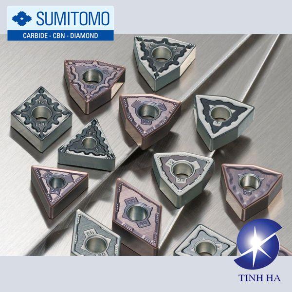 Dòng dao tiện Sumitomo AC6000M dùng cho thép không gỉ
