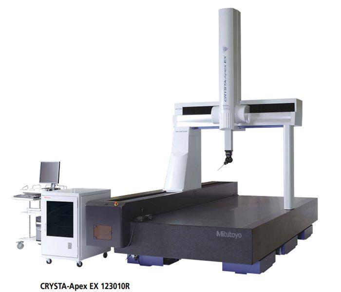 Máy đo CMM Mitutoyo CRYSTA-Apex EX 1200R Series