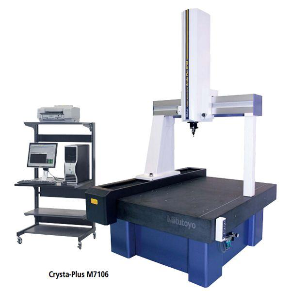 Máy đo 3D Mitutoyo Crysta-Plus M Series