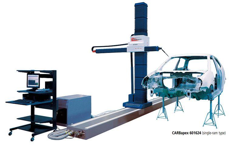 Máy đo 3D cho khung vỏ xe hơi CARBapex series