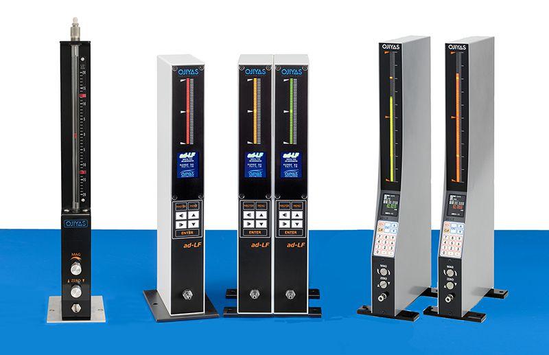 Máy đo bằng khí nén điện tử Ojiyas ad-L8