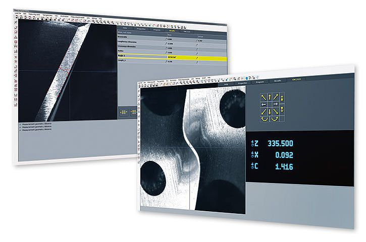 Máy đo lường dao cụ vạn năng ZOLLER »smartCheck«