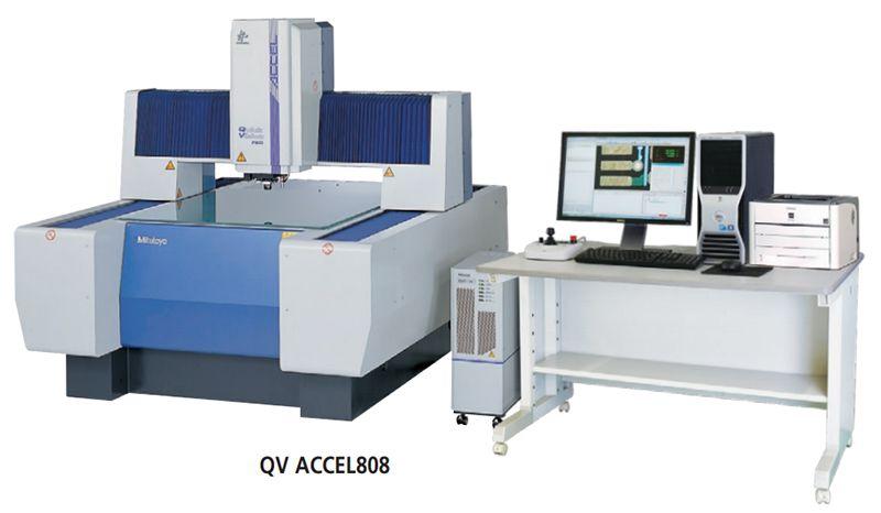 Máy đo tọa độ 3 chiều QV ACCEL 808/1010 Mitutoyo