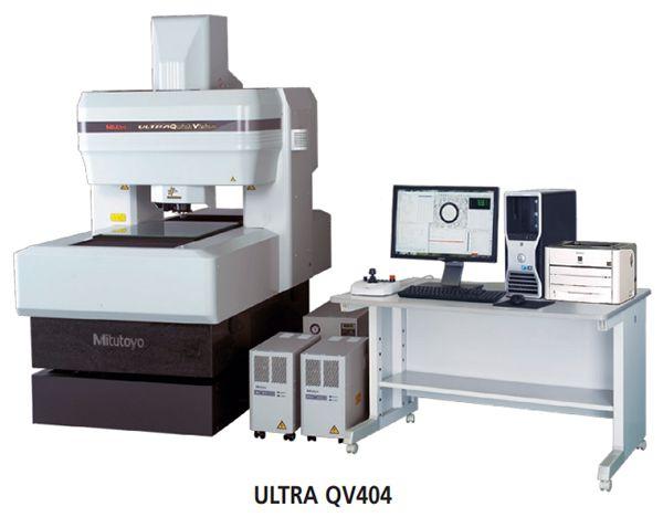 Máy đo tọa độ ba chiều độ chính xác cực cao Ultra QV404