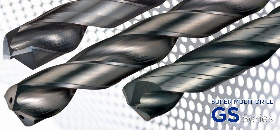 Dòng mũi khoan cacbua rắn Sumitomo GS series