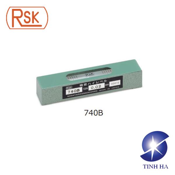 Nivo cân bằng độ chính xác cao RSK No.740B