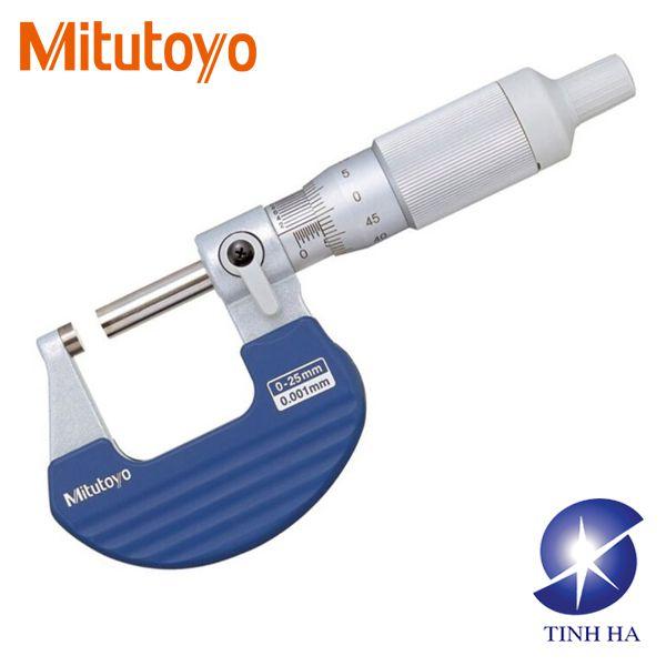 Dòng Panme đo ngoài cơ khí Ratchet Thimble series 102 Mitutoyo
