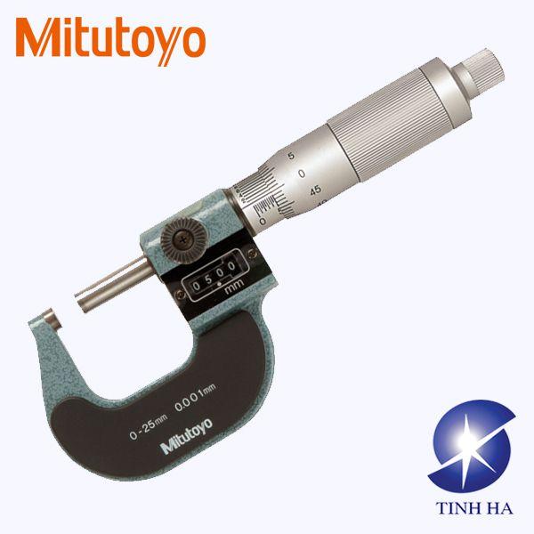 Dòng Panme kiểu máy đếm số cơ học series 193 Mitutoyo