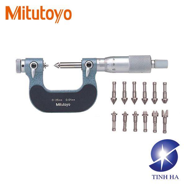 Dòng Panme cơ khí đo trục vít Mitutoyo series126