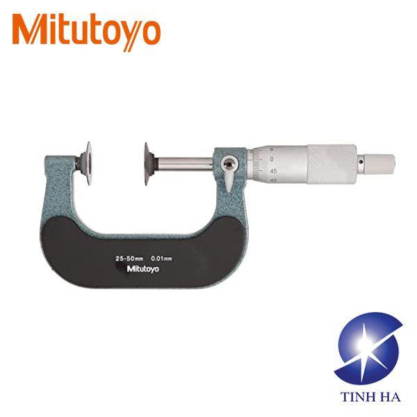 Disk Micrometers Series 223, 123