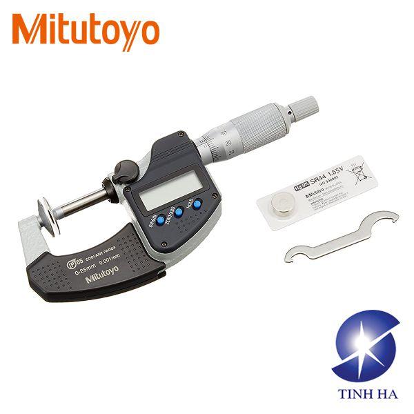Disk Micrometers Series 323