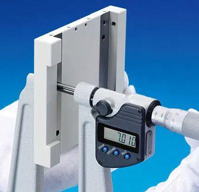 Dòng Panme điện tử đo độ dày tấm kim loại series 389