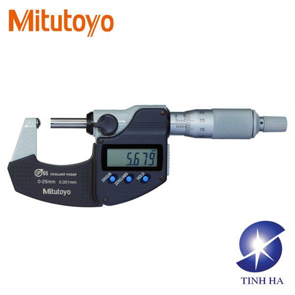 Dòng Panme điện tử đo kích thước ống series 395 Mitutoyo