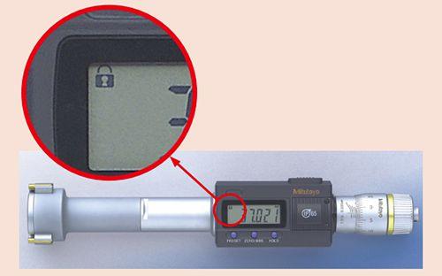 Dòng Panme điện tử đo lỗ trong ba chấu Mitutoyo series 468