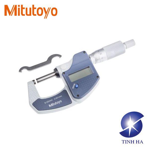 Digimatic Outside Micrometers series 293
