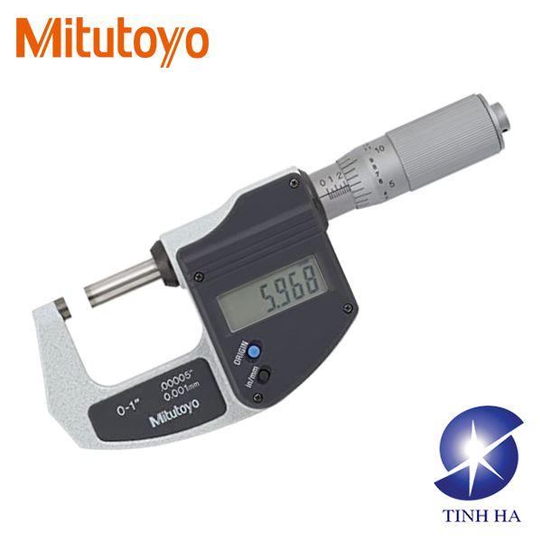 Dòng Panme điện tử đo ngoài Mitutoyo series 293