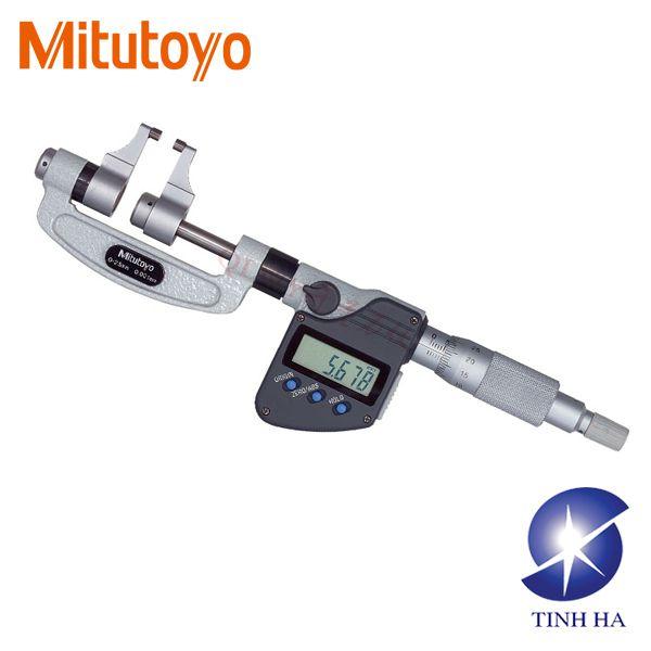 Panme điện tử đo ngoài kiểu thước cặp series343 Mitutoyo
