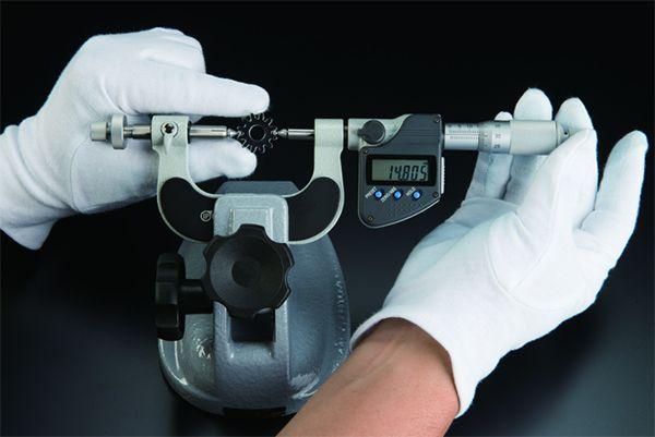 Dòng Panme điện tử Mitutoyo đo bánh răng series 324