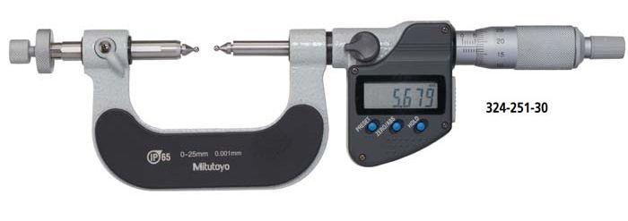 Dòng Panme điện tử Mitutoyo đo bánh răng series 324-251