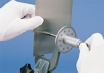 Panme cơ khí đo tấm kim loại phẳng 119-202 Mitutoyo
