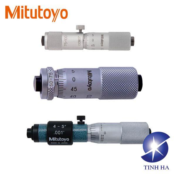 Tubular Inside Micrometers Series 133 - Single Rod Type