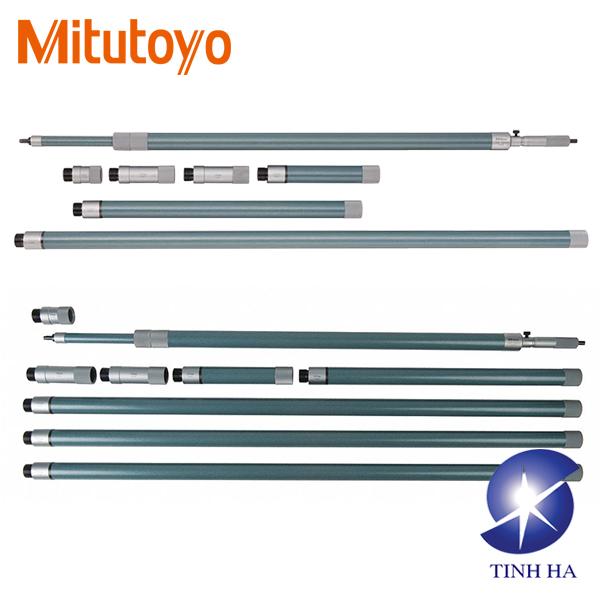 Dòng Panme cơ khí đo đường kính trong series 139, 140 Mitutoyo