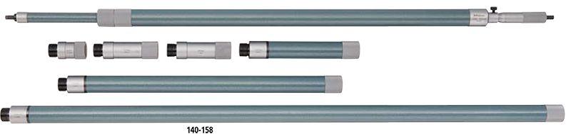 Dòng Panme cơ khí đo đường kính trong series 140-158 Mitutoyo