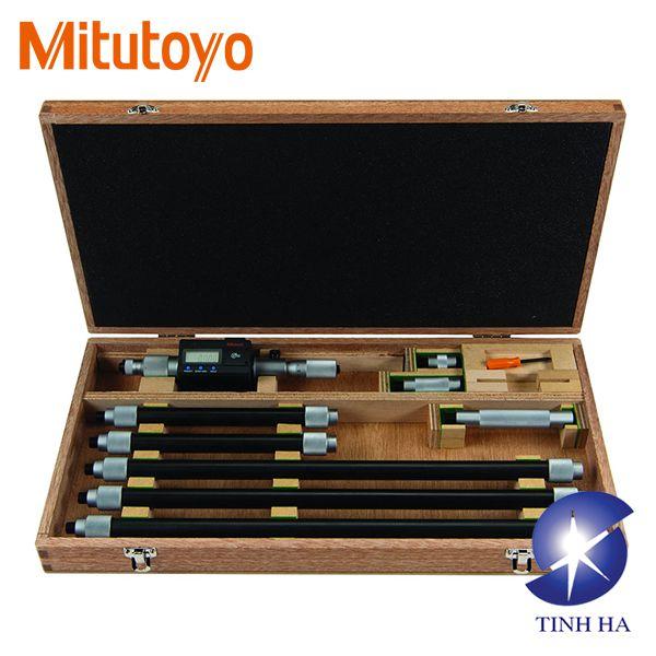 Tubular Inside Micrometers Series 339 - Extension Pipe Type