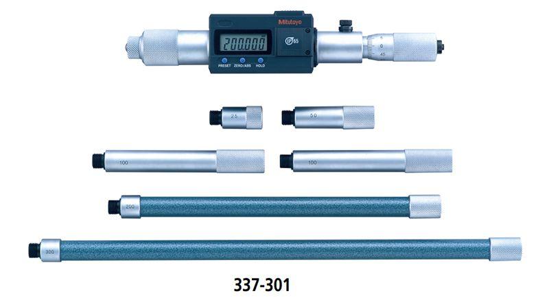 Dòng Panme đo đường kính trong điện tử series 337-301 Mitutoyo
