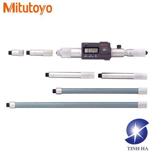 Tubular Inside Micrometers Series 337 - Extension Rod Type