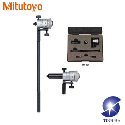 Inside Micrometers Series 141 - Interchangeable Rod Type