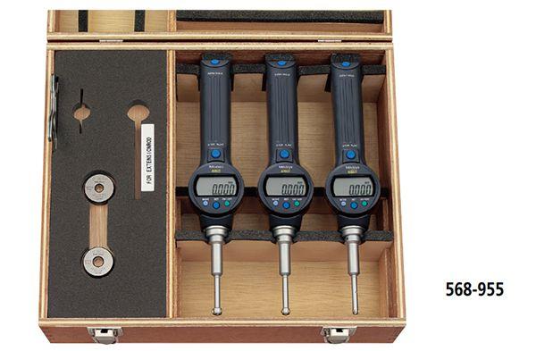 Dòng Panme đo lỗ điện tử ABSOLUTE Borematic series 568
