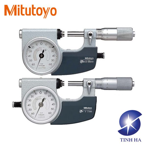 Indicating Micrometers Series 510