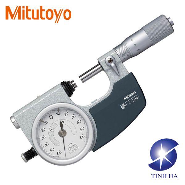 Mitutoyo Indicating Micrometers Series 510