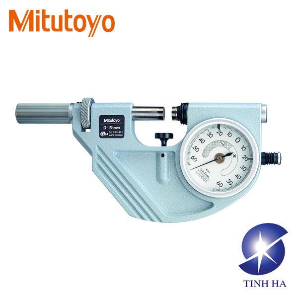Dòng Panme đo ngoài Mitutoyo Dial Snap Meters series 523