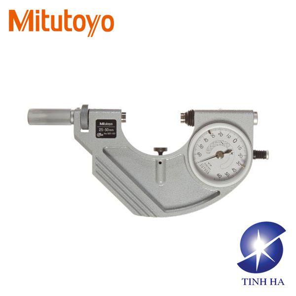 Mitutoyo Dial Snap Meters Series 523